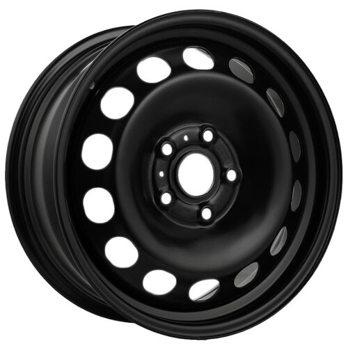 Колесный диск Magnetto Wheels 16006 6.5x16/5x112 D57.1 ET50 Black колесный диск magnetto wheels 16012 6 5x16 5x114 3 d60 1 et45 black