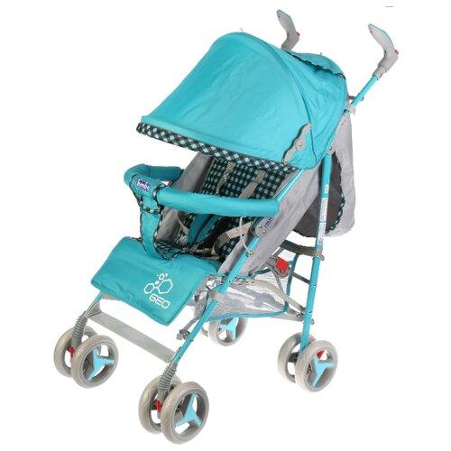 Прогулочная коляска Bimbo Geo голубойКоляски<br>