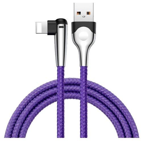 Купить Кабель Baseus Sharp-Bird Mobile Game USB - Lightning (CALMVP-D) 1 м синий