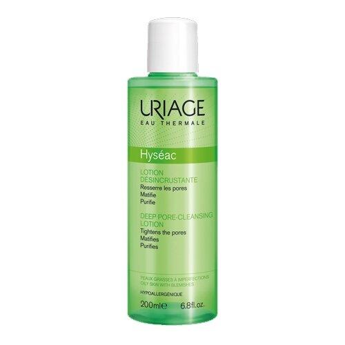 Uriage Hyséac Лосьон очищающий Lotion Désincrustante, 200 мл uriage cicactive