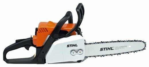 Цепная бензиновая пила STIHL MS 170