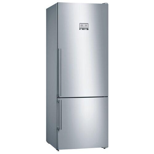 Холодильник Bosch KGN56HI20R холодильник bosch kgv36xl2ar 2кам 223 94л 60х63х185см сереб