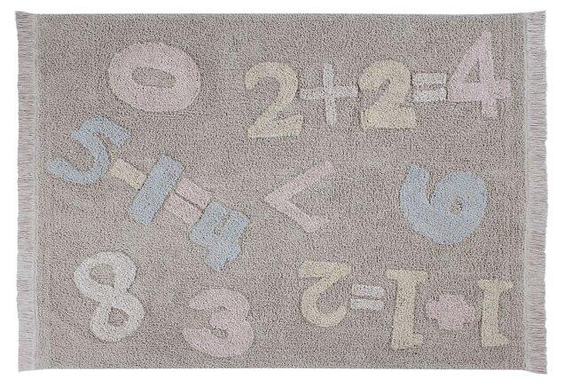 Ковер Lorena Canals Математика для детей