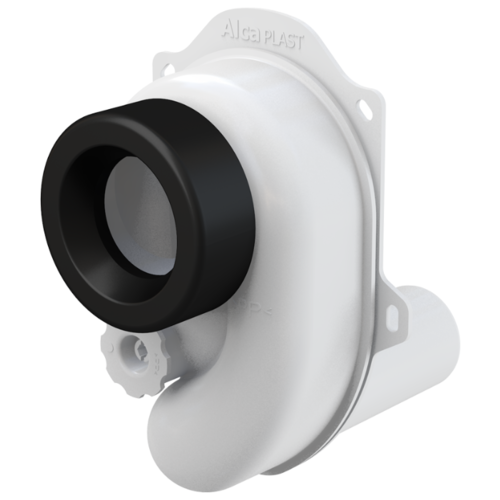 Фото - Сифон для биде AlcaPLAST A45B сифон для биде alcaplast dn32 металл a45g