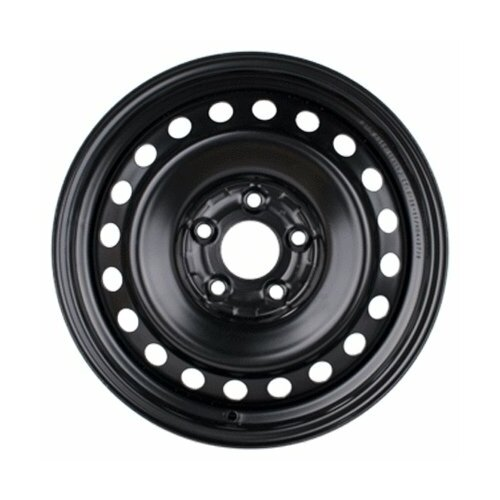 Колесный диск Trebl 8667 6.5x16/5x112 D57.1 ET46 Black колесный диск trebl 5220 5x14 4x100 d54 1 et46 black