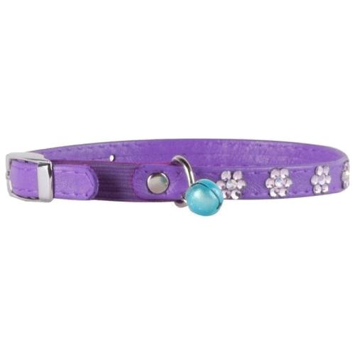 Ошейник COLLAR Glamour (3255) фиолетовый