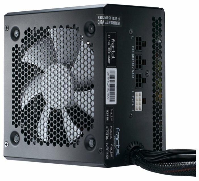 Блок питания Fractal Design Integra M 650W