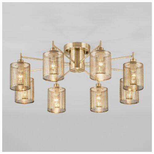Потолочный светильник Eurosvet 70109/8 античная бронза