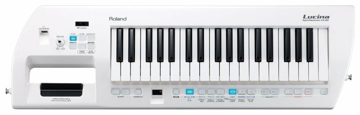 Синтезатор Roland Lucina AX-09
