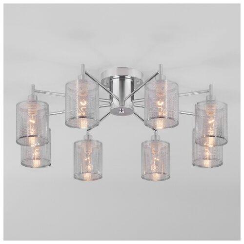Потолочный светильник Eurosvet 70109/8 хром