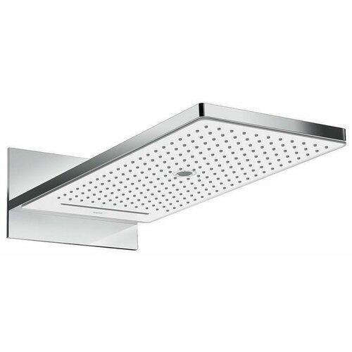Верхний душ встраиваемый hansgrohe Rainmaker Select 580 3et 24001400 хром верхний душ hansgrohe rainmaker select 24001600