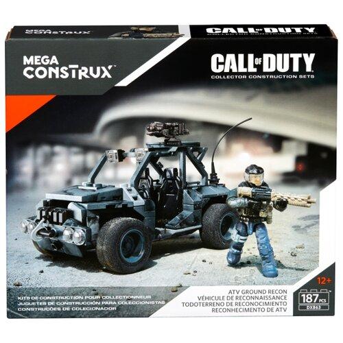 Конструктор Mega Construx Call of Duty DXB63 Наземная разведка