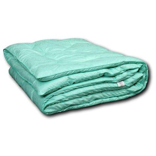 Фото - Одеяло АльВиТек Эвкалипт-Традиция, всесезонное, 172 х 205 см (голубой) одеяло альвитек холфит комфорт в чемодане всесезонное 172 х 205 см фиолетовый