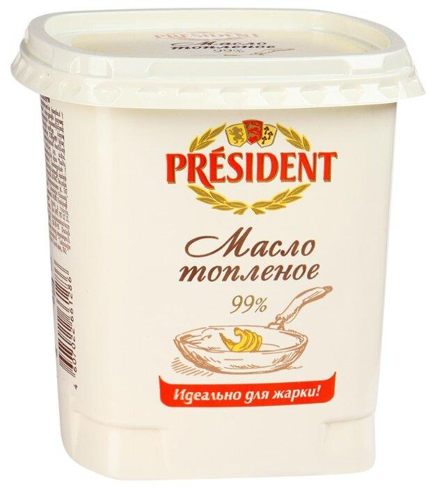 President Масло топленое несоленое 99%, 380 г