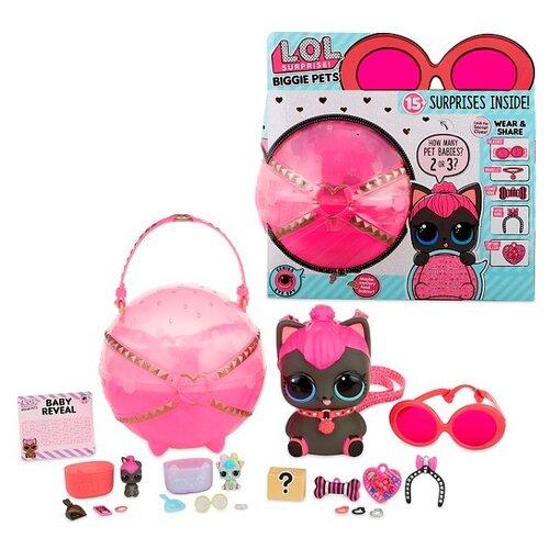 Купить Игровой набор MGA Entertainment L.O.L. Surprise Biggie Pets 552215, Игровые наборы и фигурки