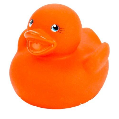 Купить Игрушка для ванной Играем вместе Термо уточка (LXT10-OR) оранжевый, Игрушки для ванной