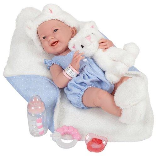 Купить Кукла JC Toys BERENGUER Newborn, 38 см, JC18062, Куклы и пупсы