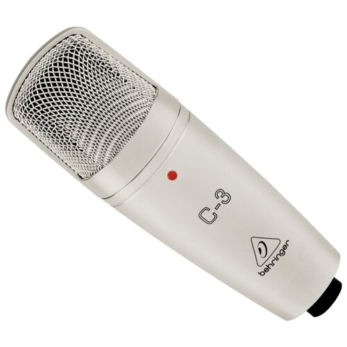 Микрофон BEHRINGER C-3 бежевый