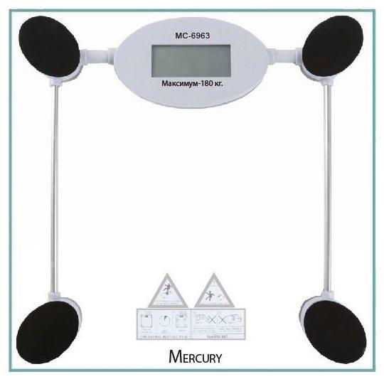 Весы электронные Mercury MC-6963