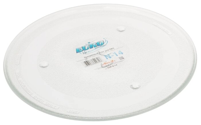 Тарелка для СВЧ EURO Kitchen EUR N-14
