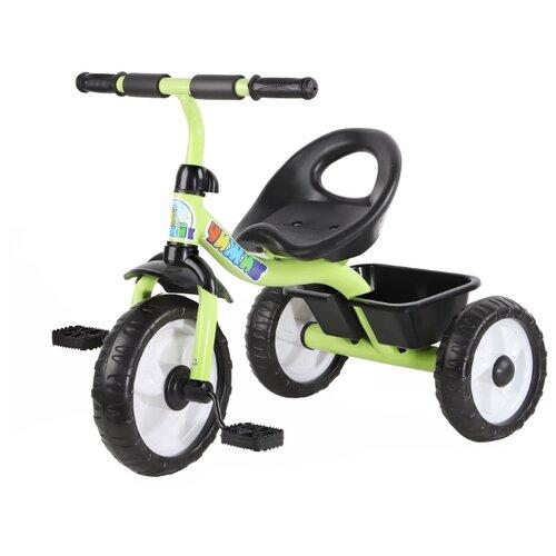Трехколесный велосипед Чижик CR-B3-03 зеленый