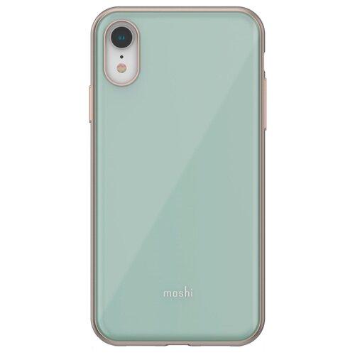 Чехол Moshi iGlaze для Apple iPhone Xr голубойЧехлы<br>