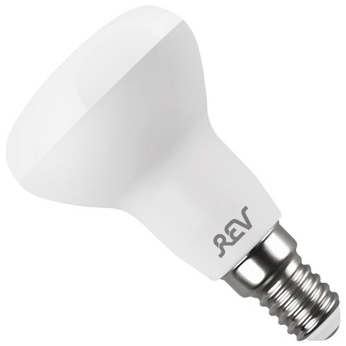 Фото - Лампа светодиодная REV 32333 4, E14, R50, 5Вт лампа светодиодная led e27 8 5вт 220v 2700к rev