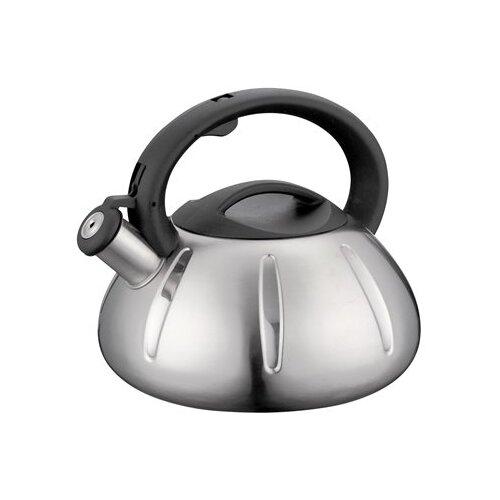 Peterhof Чайник PH-15617 3 л silver/black