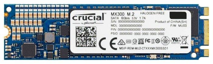 Твердотельный накопитель Crucial CT525MX300SSD4