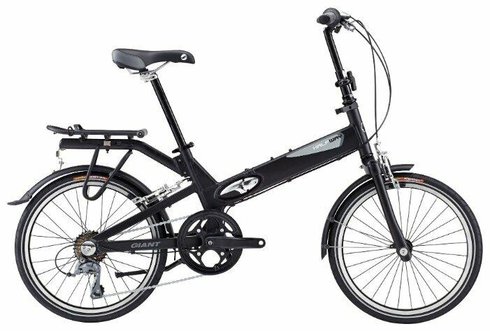 Велосипеды Складные Giant Halfway City (2015)