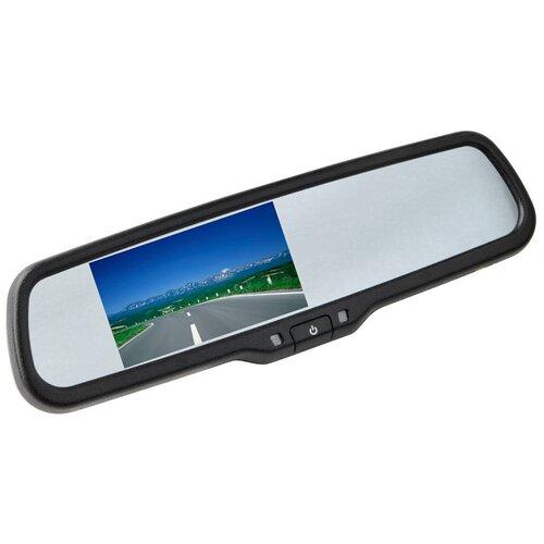Автомобильный монитор SWAT VDR-VW-02 черный