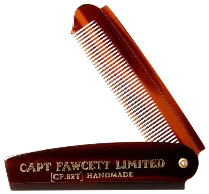 Расческа для бороды Captain Fawcett CF.82T складная