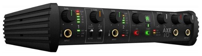 Внешняя звуковая карта IK Multimedia AXE I/O