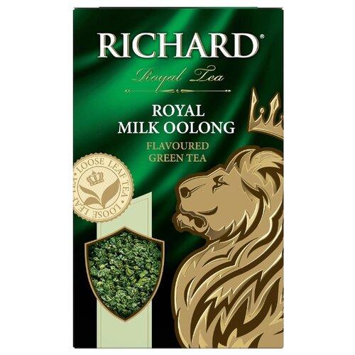 Чай улун Richard Royal milk oolong, 90 г чай улун richman milk oolong 100 г
