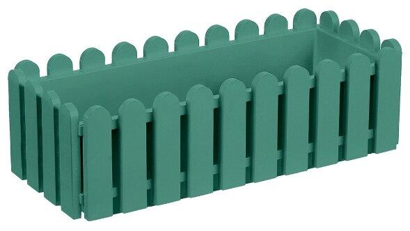 Ящик балконный EMSA LANDHAUS 50x20x16 см, серый 517501