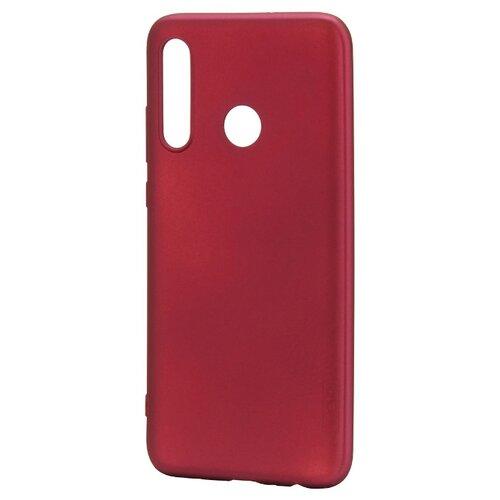 Чехол X-LEVEL Guardian для Huawei Honor 10i бордовый