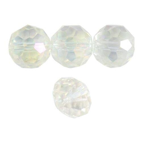 GBZ Бусины стеклянные, 10 мм, упак./20 шт., 'Астра' (G-4), Astra & Craft, Фурнитура для украшений  - купить со скидкой