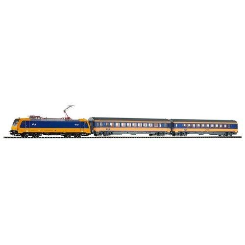Купить PIKO Стартовый набор Smart Control Light Пассажирский состав Intercity , серия Hobby, 59005, H0 (1:87), Наборы, локомотивы, вагоны