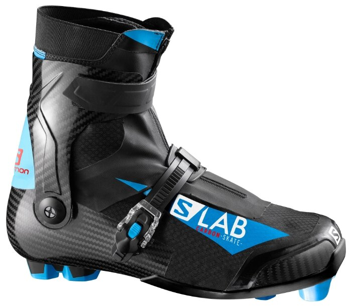 Ботинки для беговых лыж Salomon S/Lab Carbon Skate Prolink