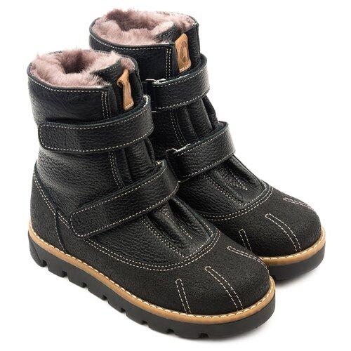 Ботинки Tapiboo размер 26, черный ботинки tapiboo размер 30 черный