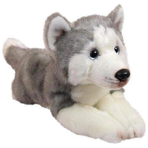 Купить Мягкая игрушка ABtoys Домашние любимцы Хаски 30 см, Мягкие игрушки