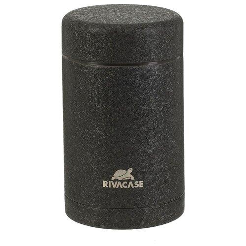 Термос для еды RIVACASE (0,45 л) черный
