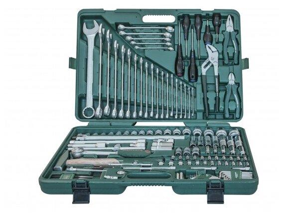 Набор инструментов JONNESWAY S04H524128S (128 предм.)