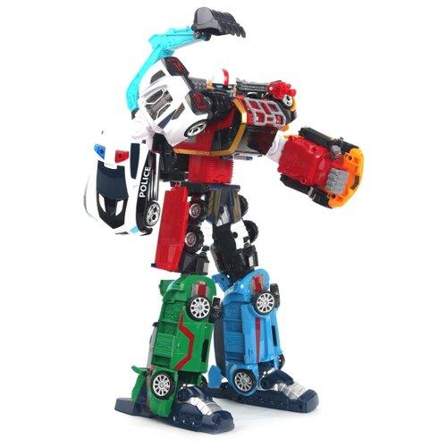 Купить Трансформер YOUNG TOYS Tobot Athlon Magma 6 301072 разноцветный, Роботы и трансформеры