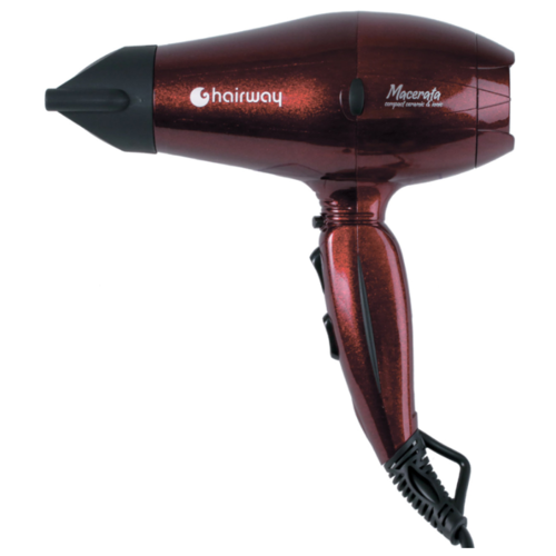 Фен Hairway 03060-07 red фен hairway macerata сompact ceramic
