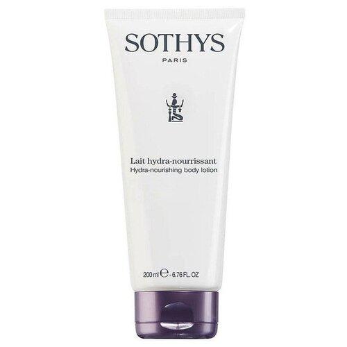 Крем для тела Sothys Hydra-Nourishing Body Lotion, 200 мл sothys сыворотка pro youth body serum корректирующая омолаживающая для тела 200 мл