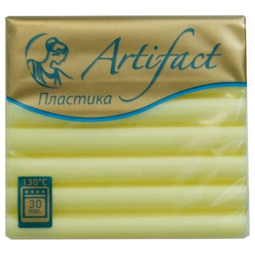 Полимерная глина Artifact Chiffon лимонный мармелад (537) 50 г.