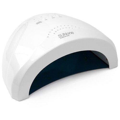 Лампа LED-UV SUNone 48 Вт белый лампа led uv planet nails priority 48 вт белый черный