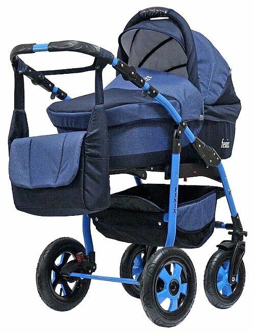Универсальная коляска Teddy Fenix Len PCO (2 в 1)