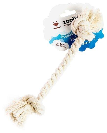 Канат для собак Zoobaloo Грейфер 28 см